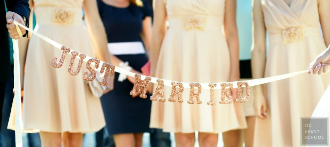 Wedding trends for young couples