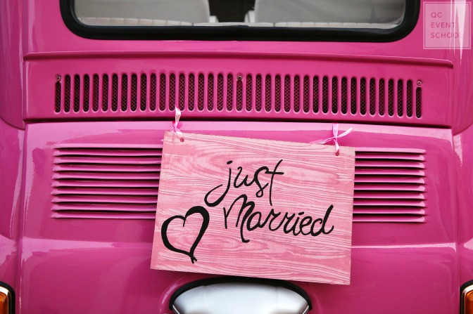 Fun wedding arrival ideas for event planners