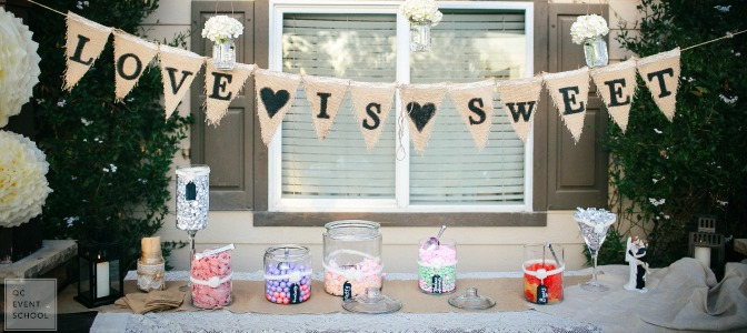 Choosing decor for outdoor events and weddings