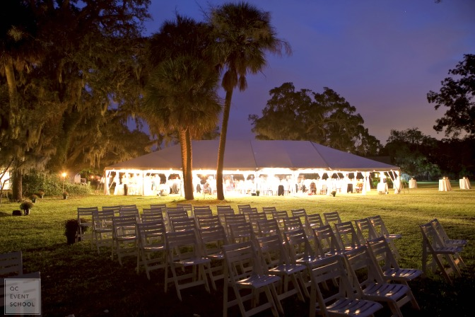 Guide to choosing proper outdoor decor for events and weddings