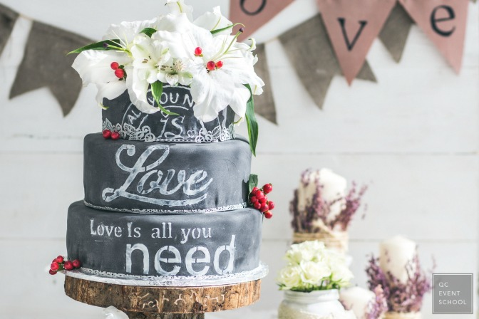 How to choose a wedding cake for clients