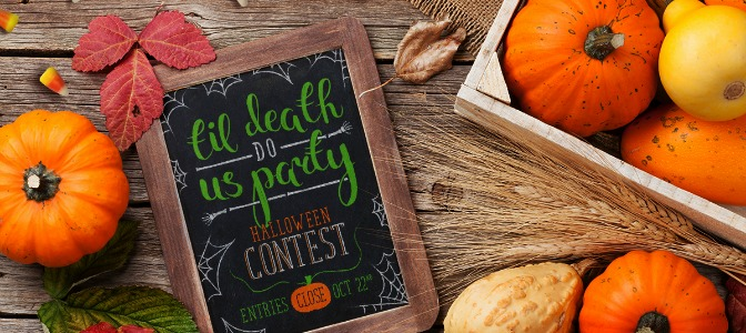 Event planning Pinterest contest