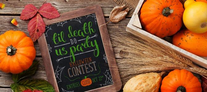 Event planning Pinterest contest