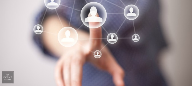Social networking technology for conference planners
