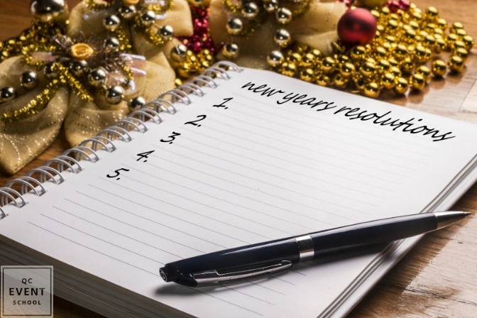 new years resolutions for event planners