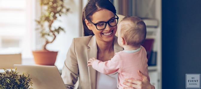 working parent event planning certification