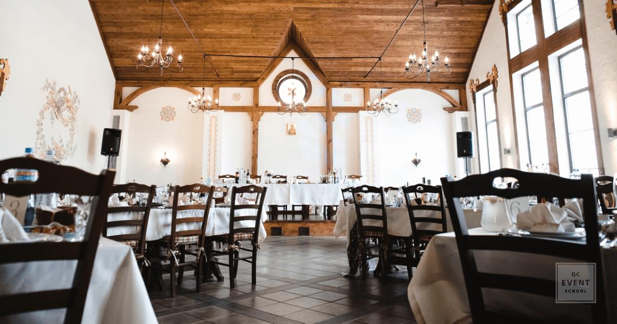 event planning venue budget