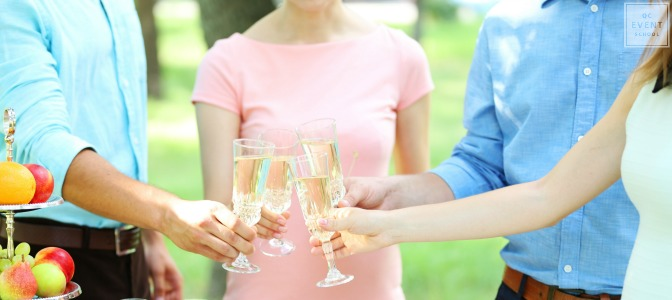 cheers for event planner certification