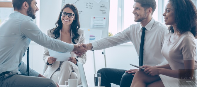 Events and meetings are an important part of the corporate world. Check out why training your employees in event management is the ultimate investment.
