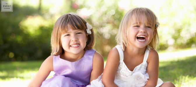 accommodating children at weddings