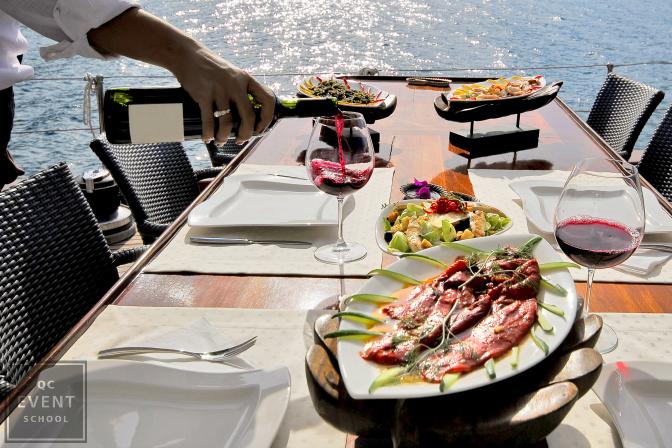 ocean dinner