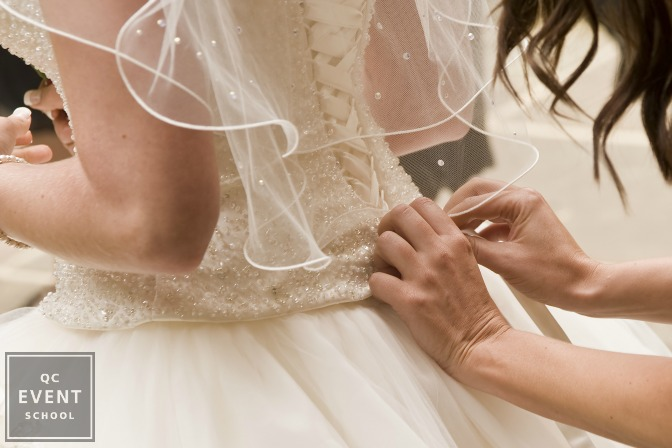 fixing wedding dress emergency wedding and event planning schools