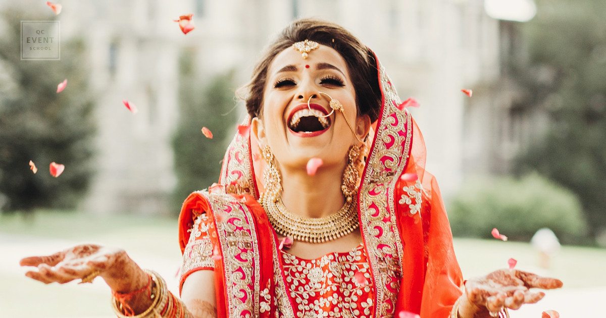 traditional indian wedding - become a wedding planner who plans multicultural weddings