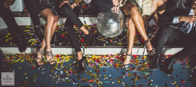 plan an after party using your event planning courses feature