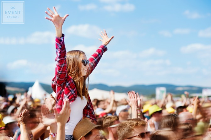 use your event planner certification for festival season