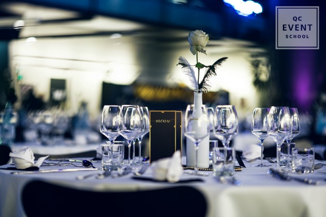 Corporate Event Planning Courses gala dinner