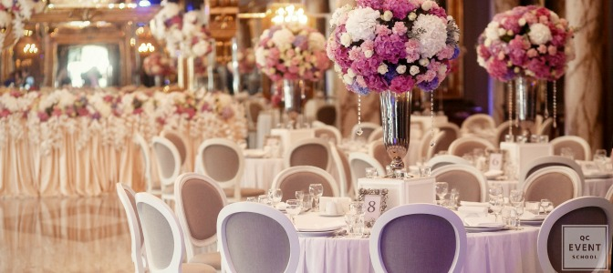 At the reception, a member of your client's family is complaining loudly about his seating position being far from the wedding party. What do you do?