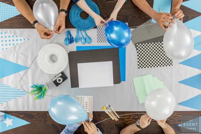 party planner classes