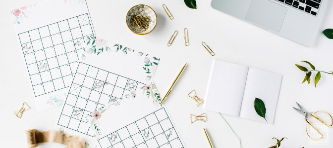 Advice from Athena DeVonne - she discussed how to start your own wedding planning business