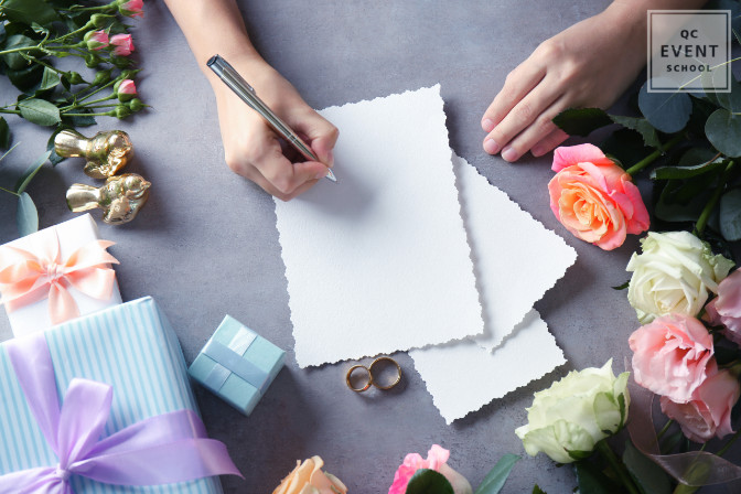 how to start your event and wedding planning business