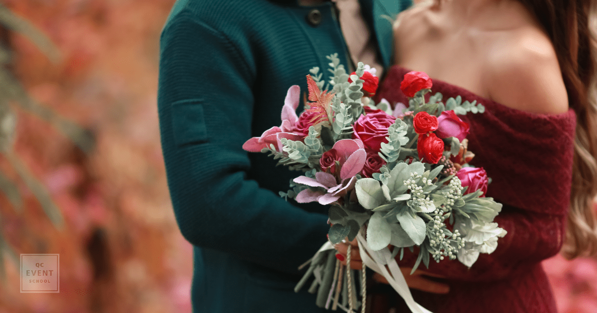 fall wedding planner tips couple