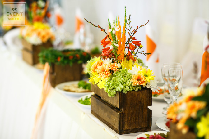 event table decor