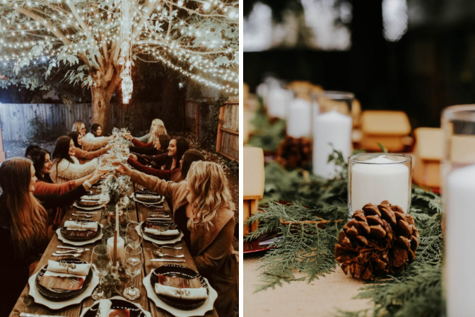 Events by Gianna Luchese - Photography of event design by Haley Jacobson