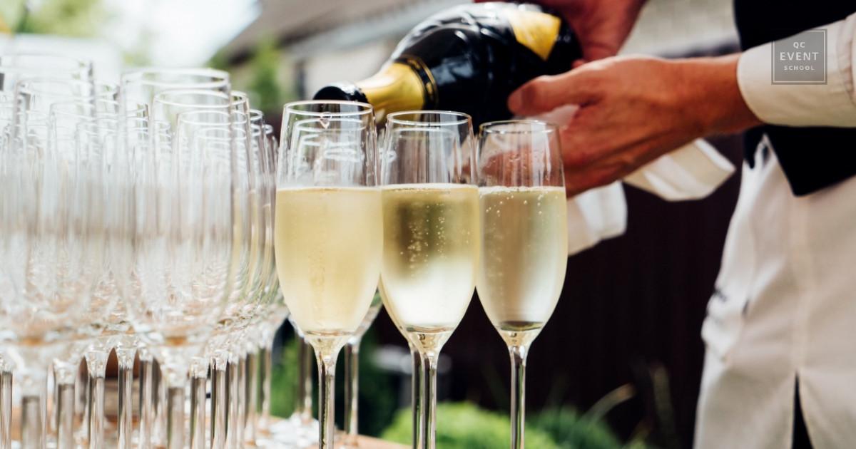champagne event international event planning