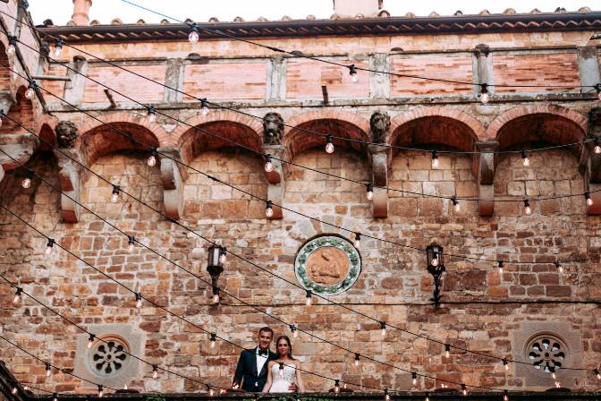 wedding coordinator Luba Gankin of Primavera Dreams