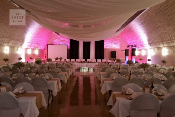 luxury wedding and event planning by Imagine Events