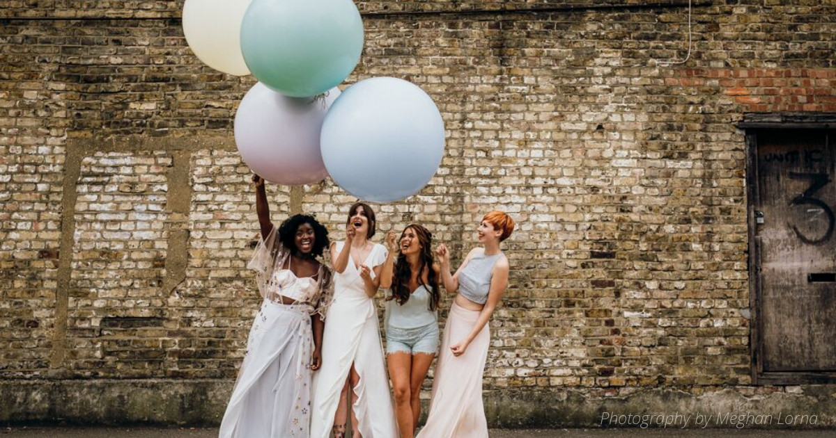 Meghan Lorna wedding photography at event planned by Cherelle of Perfectly planned for you wedding planning certification graduate