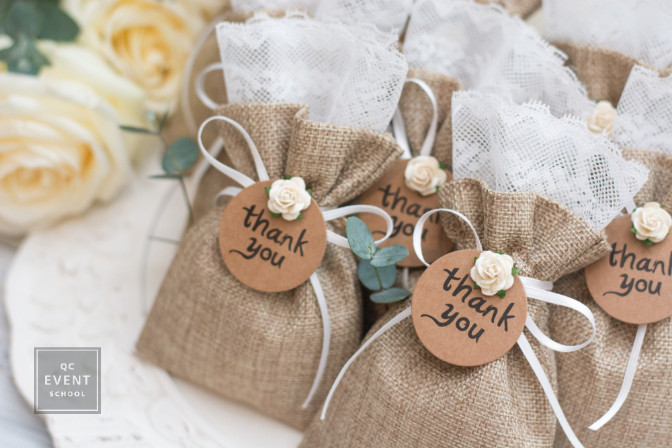 wedding favors for a wedding