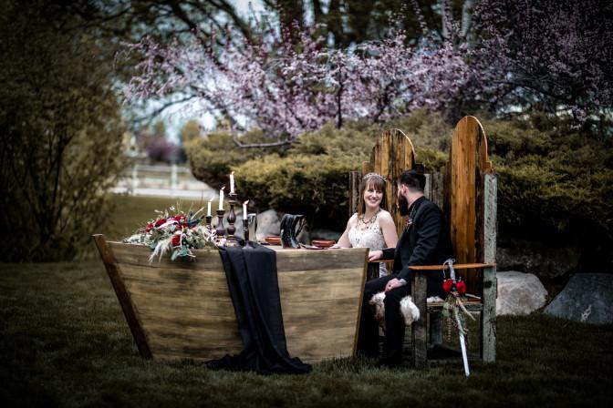 Yelena Tsioma Photography for Cherry Creek Events - wedding decor
