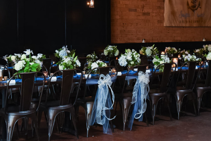 wedding venue of Willa and Rose event planning business
