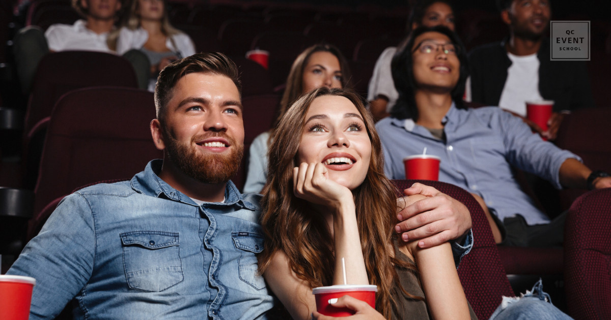 movie theater screening - event planner jobs internship to plan pre-screenings