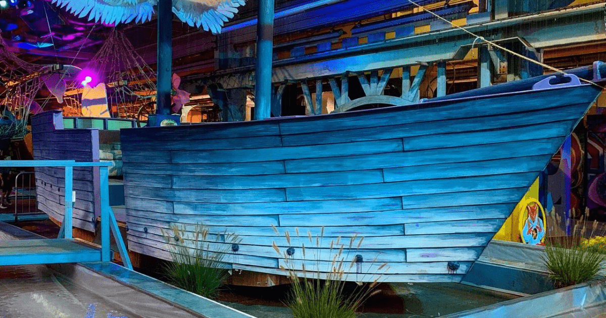 Pirate Ship IngenuityFest Cleveland Festival Event Planner photo