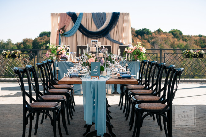 tablescape wedding planner portfolio