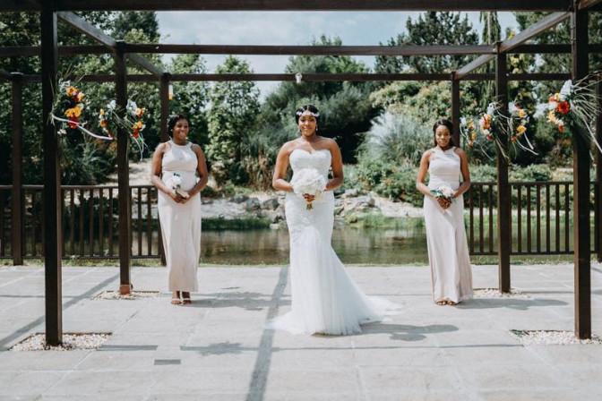 bridal party MJP events