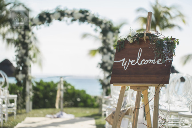 event planner questions to ask every client wedding sign