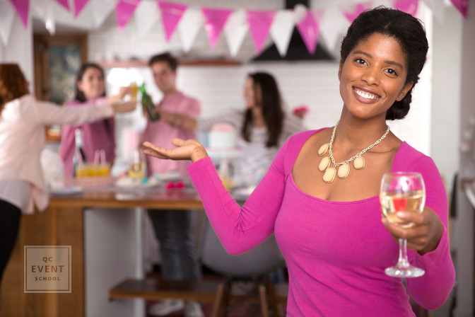 party planner soft skills
