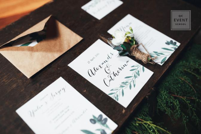 destination wedding planning guest invitations