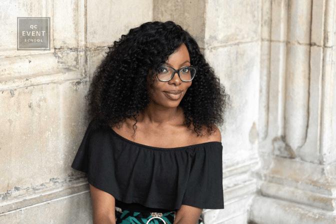 certified wedding planner, Mwai Yeboah