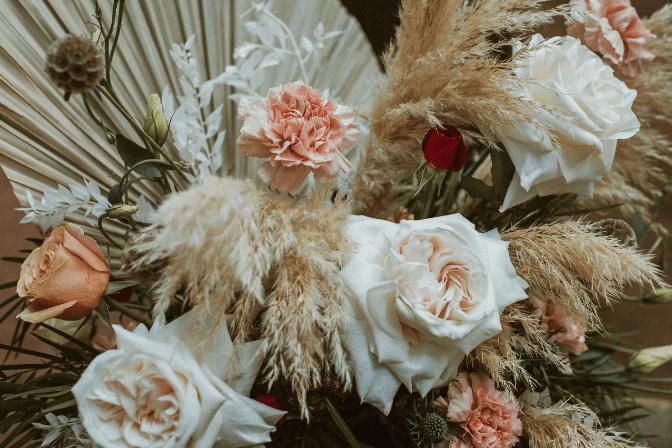 floral designer, Neena McConnell, portfolio image 2