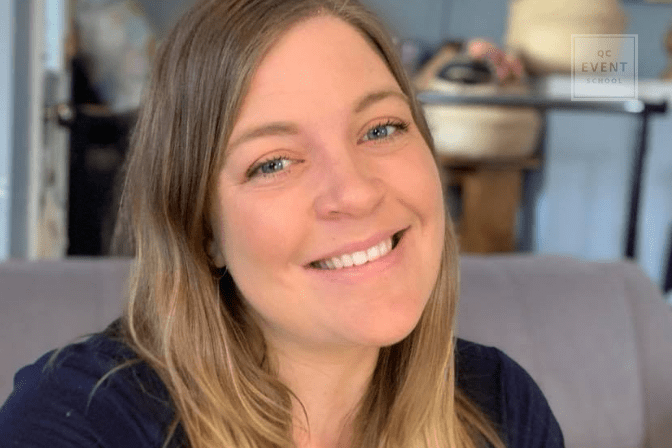Event planning career article, Apr 1 2021, Nicole Thielmann headshot