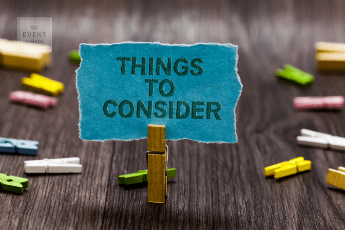 event planning career article, Apr 1 2021, things to consider