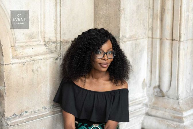 How to start a wedding planning business article, June 1 2021, Mwai Yeboah headshot