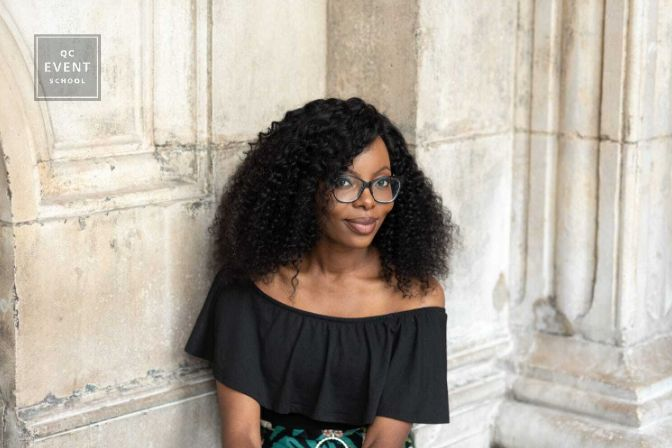 How to become a wedding planner, Mwai Yeboah headshot