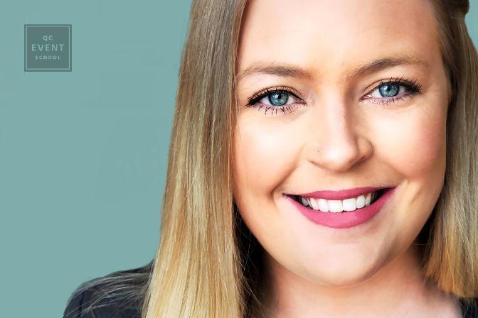 Event planner job description article, July 20 2021, Nicole Thielmann headshot