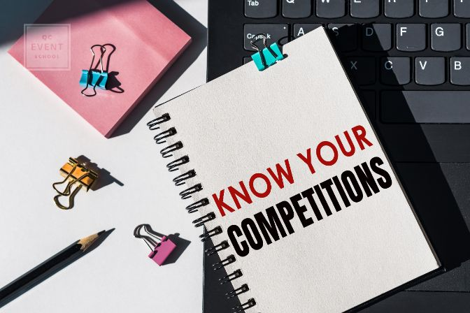 Know your competition concept