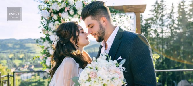 How to become a wedding planner Feature Image